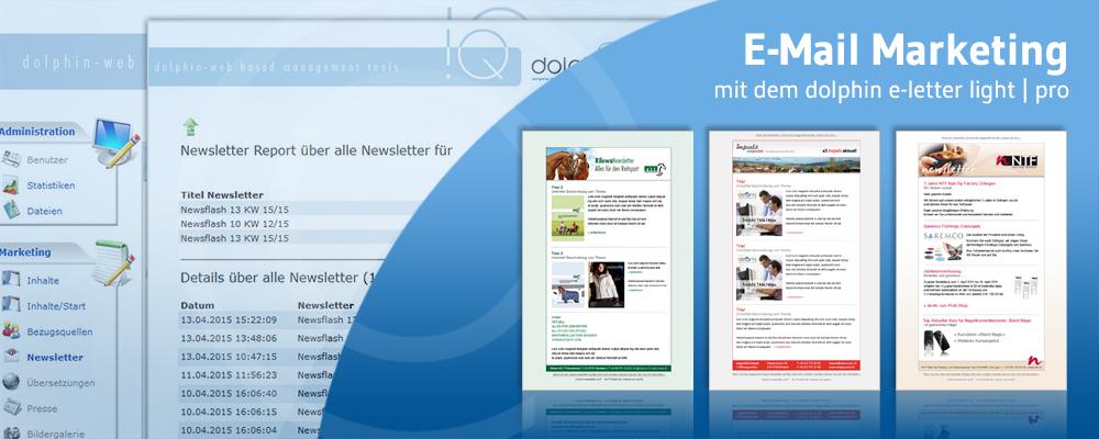 dolphin e-letter | Newsletter